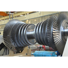 Steam Turbine Impulse Blade Design