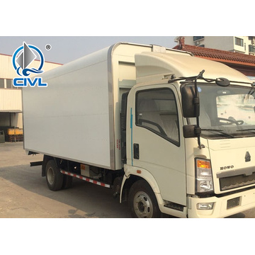 5 Ton Light Duty Wingspan Truck