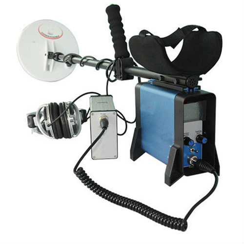 Powerful and Cheap Hobby Metal Detector in China MCD-5000B