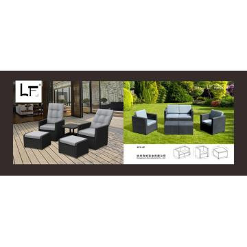 Modern garden furniture patio sofa