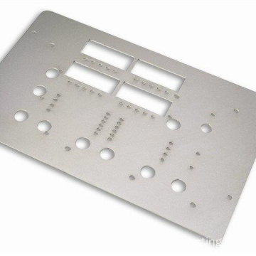 Custom sheet metal fabrication with Laser Cutting parts