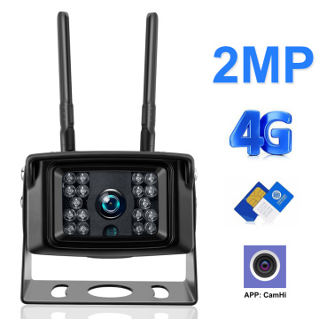 3G 4G Camera SIM Card 1080P HD Wireless Outdoor Waterproof Mini CCTV Security SD Card Video Record Camera Support P2P CAMHI