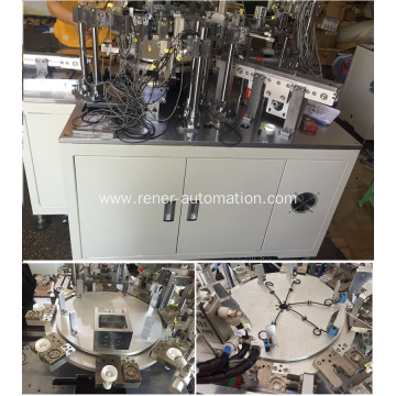 Production Machine For Plastic Hardware