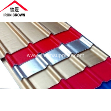 Iron-Crown MgO Anti-corrosion Insulating Roofing Sheet