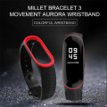 Choifoo For Xiaomi Mi Band 4 Strap for Mi band 3 Bracelet Silicone Wrist band Strap Smart watch band Accessories Drop Shipping