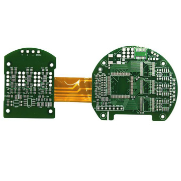 4 layer  rigid flex pcb design
