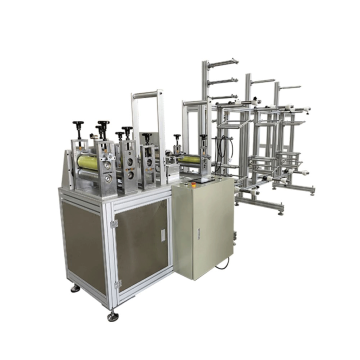 Automatic High Speed Mask Production Line