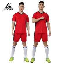Sports Soccer Jerseys Full kit Custom Football Uniforms Set