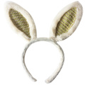 Cute plush Easter bunny ear headband