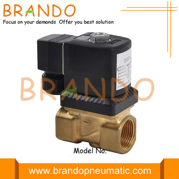 3/4'' BURKERT Type Solenoid Valve With Brass Body