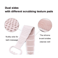Custom Shower Silicone Back Scrubber