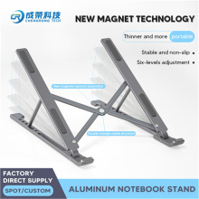 Factory Adjustable Laptop Stand Keyboard Underneath