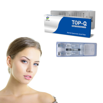 TOP-Q Ultra Deep Line 1ml Anti-aging Hyaluronic Acid Breast Filler Injection Prefilled Syringe