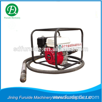 portable 5.5HP honda concrete vibrator with 8m flexible shaft