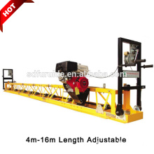 Stainless steel powerful vibratory truss screed floor finishing machine