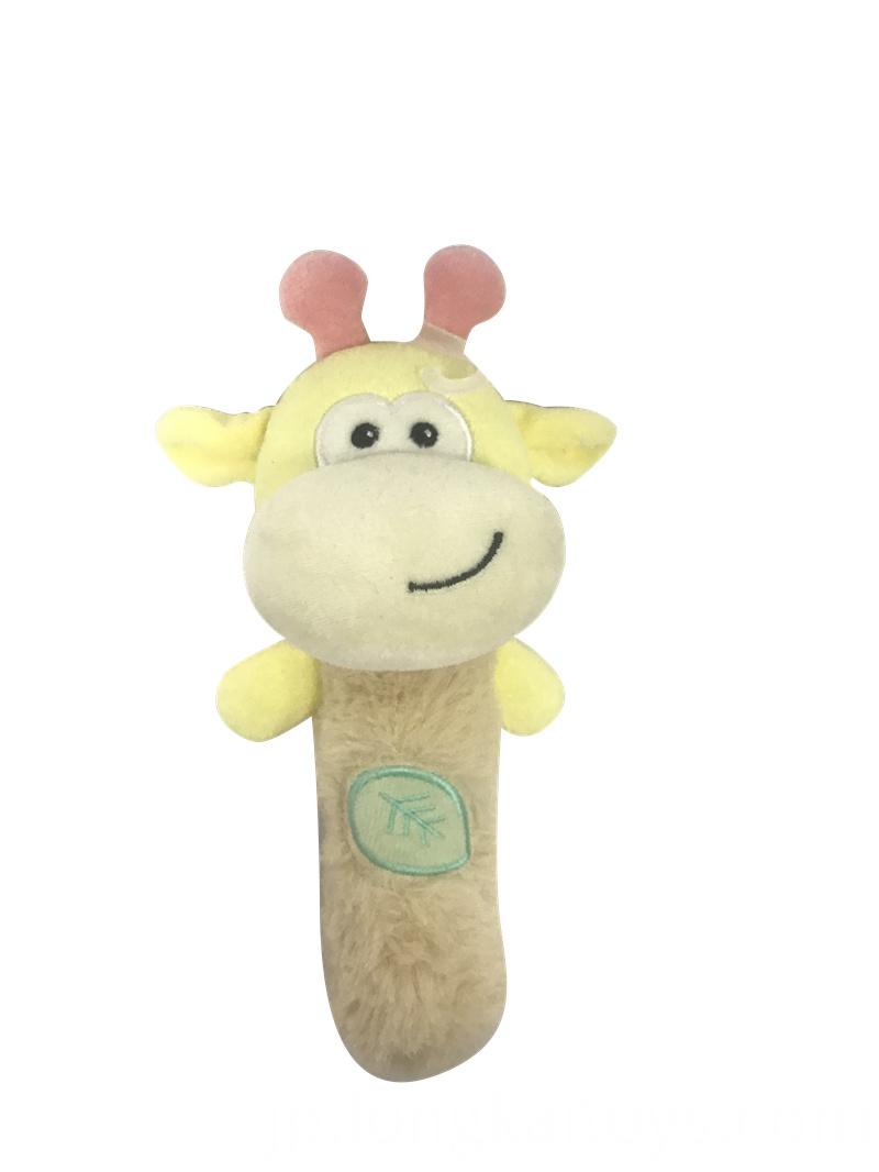 Plush Animal Baby Squeaker