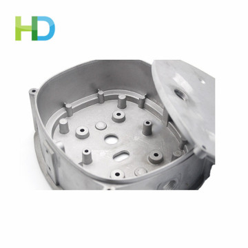 Streetlight parts polishing aluminum die casting mould