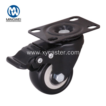 2 Inch Swivel Caster Furniture Wheel with Brake