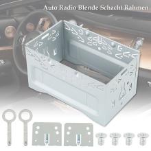 Hot sale 2Din Fitting Kit Radio Head Unit Installation Frame Universal 2Din Fitting Kit Car Radio Player Case
