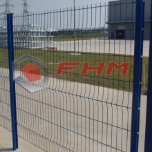Security Perimeter Fence for Control Access BSCI