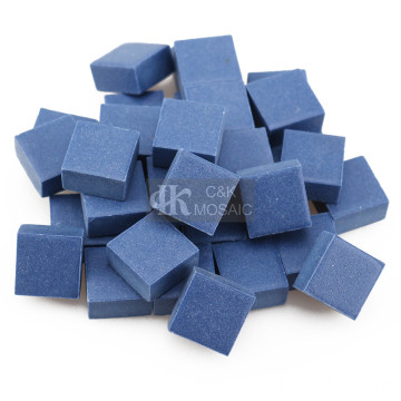 Blue Ceramic Mosaic Tile for Outdoor Decoration