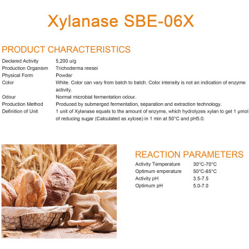 Baking Xylanase for baking