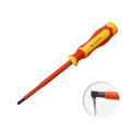 VDE  1000V Slotted Screwdriver