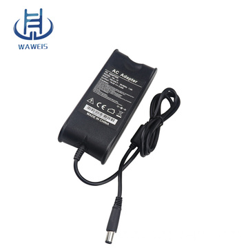 19.5v 3.34a 65w Laptop Ac Adapter For Dell