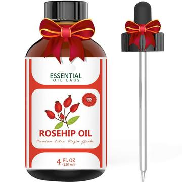 factory supply 100% pure rosehip essential oil