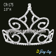 Cheap Tiaras Pageant Rhinestone Crowns