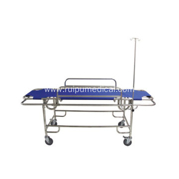 Stainless steel medical rescue bed
