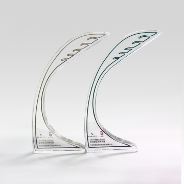 Cheap personlized corporate trophies and awards