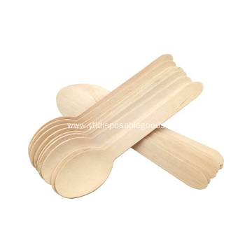 Wooden spoon knife fork factory price