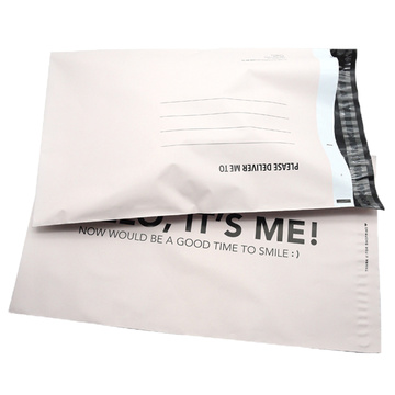 Custom Print 100% Biodegradable Compostable Express Bags