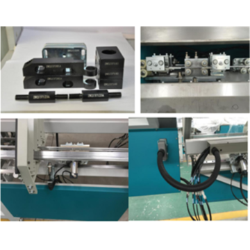 swiss  spacer bending machine