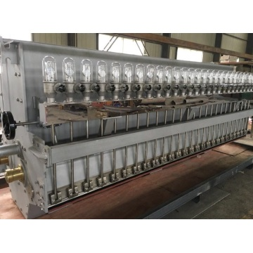 Open Headbox with Double Rectifiter Rolls for Fourdrinier Paper Machine