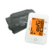 Portable BP Blood Pressure Monitor Device Sphygmomanometer