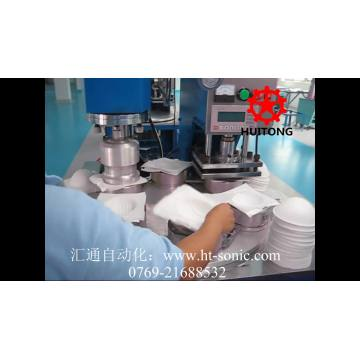 Automatic N95 cup mask make machine