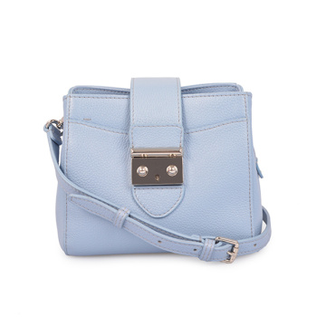Minimalist Distressed Messenger Pouch Girls Mini Bag