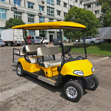 6 seat electric golf cart with low price
