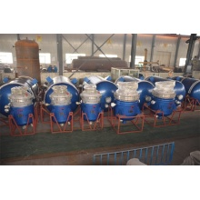 Chemical Reactor with Jacket