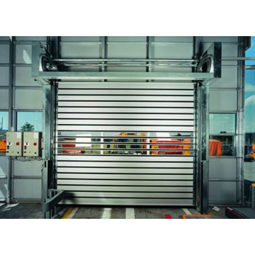 New Do Spiral High Speed ​​Metal Door