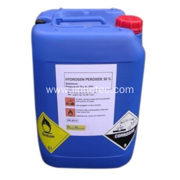 Hydrogen Peroxide 35% 50% For Pulp And Paper-bleaching