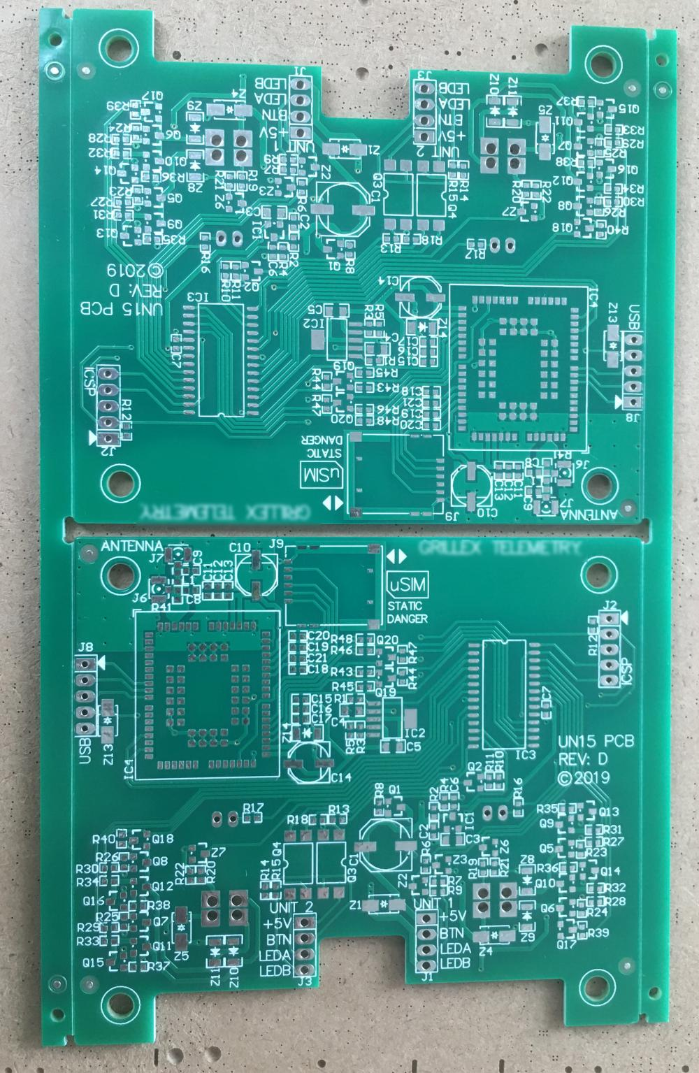 4 layer PCB quote