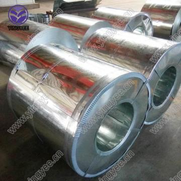 Cold Rolled Galvanized Steel Coils