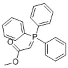 Methyl (triphenylphosphoranylidene)acetate CAS 2605-67-6