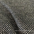 Knit Dobby Jacquard Fabric