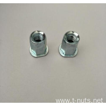 Hexagon Rivet Tee  Nut