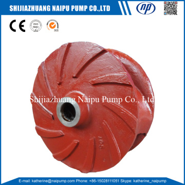GG12137 12 inch Slurry Pump Parts Impeller