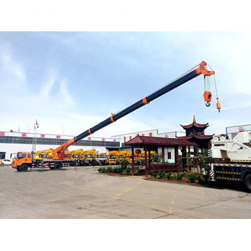 Widely used truck crane zoomlion